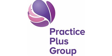 Logo for Practice Plus Group